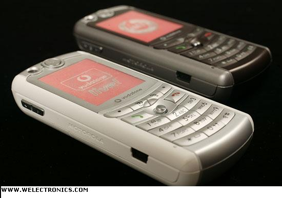 www welectronics com   Motorola E770 UMTS TRIBAND Buy Sale Sell