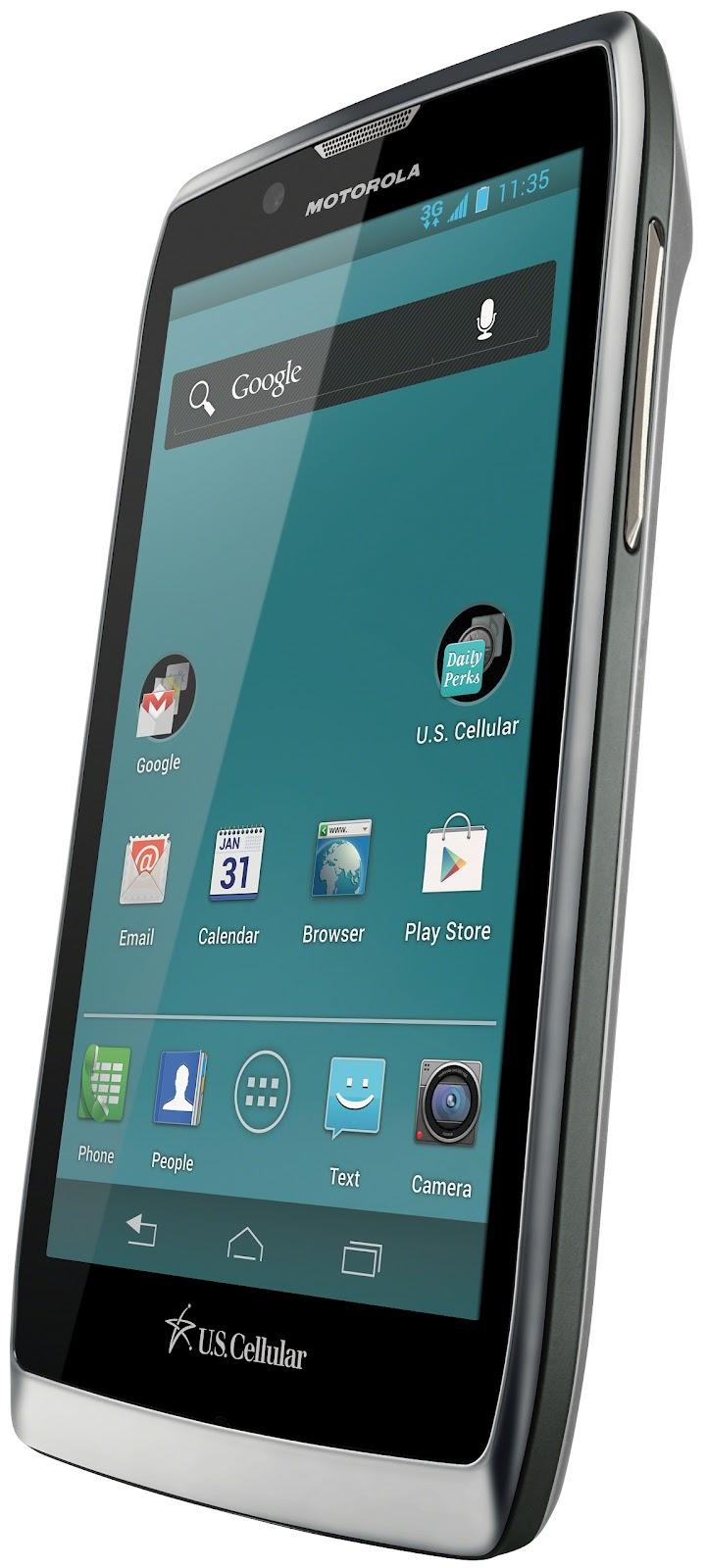 Motorola ELECTRIFY 2 XT881   U S Cellular   WoolenThread