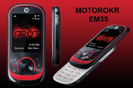 MOTOROKR    EM35 Graphite Gray delivers an exceptional audio