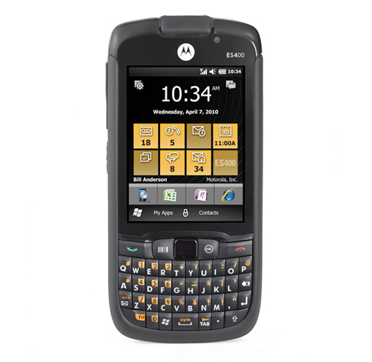 Motorola ES400 Enterprise Digital Assistant   Motorola USA