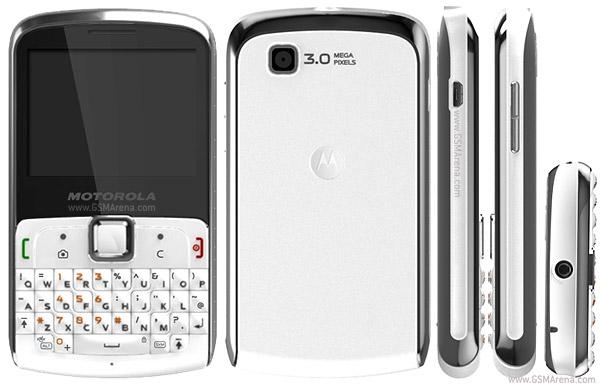 Motorola EX115 pictures  official photos