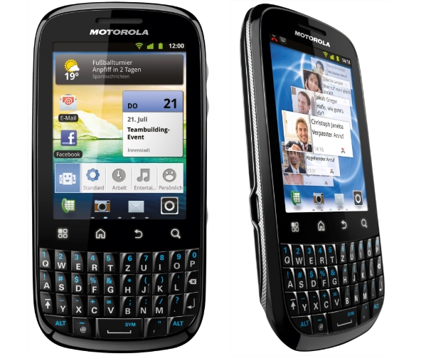 Motorola Fire is a Qwerty Android burner   CNET UK