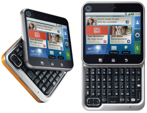 Motorola FLIPOUT Goes Official   Ubergizmo
