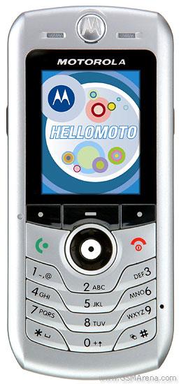 Motorola L2   Full phone specifications