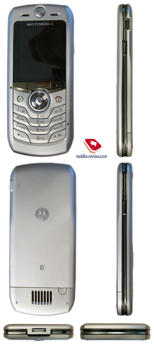 Mobile review com Review GSM phone Motorola L2