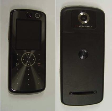 FCC leaks Motorola L800t images   GadgeTell