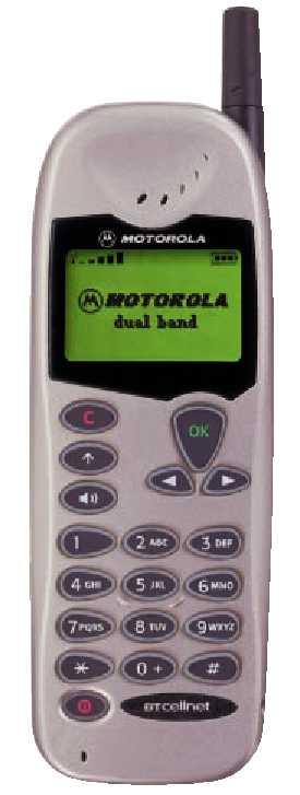 Motorola M3588 Pictures Motorola MobyMob