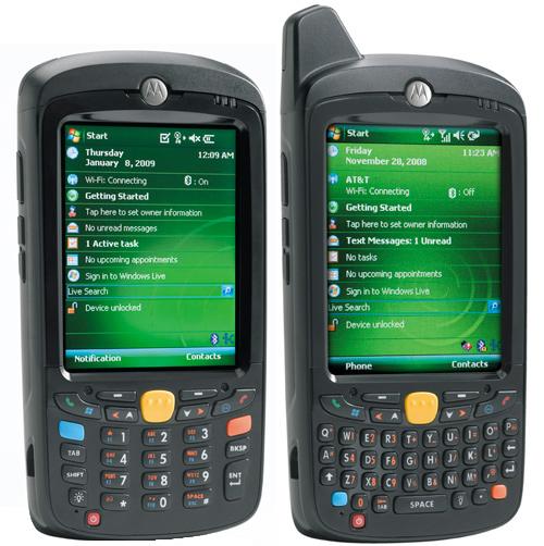 Motorola MC55 Handheld Terminal   Vi kan Robust