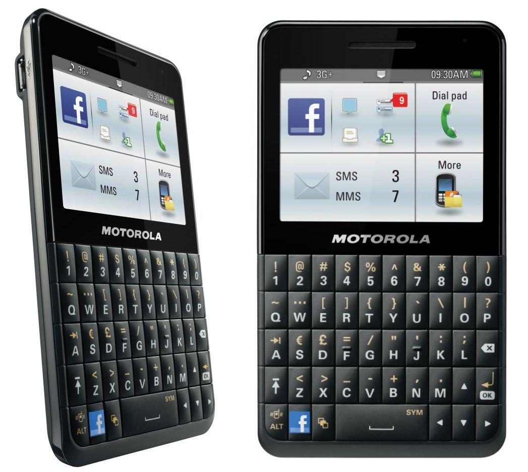 Motorola Motokey Social Price Full Specification in Pakistan