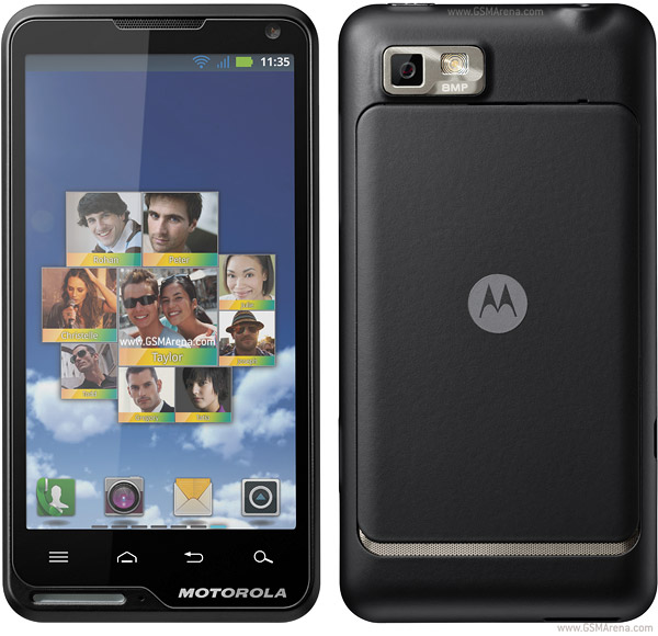 Motorola Motoluxe pictures  official photos