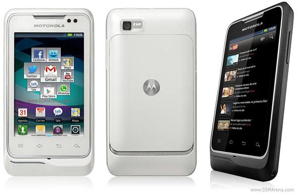Motorola Motosmart Me XT303 pictures  official photos