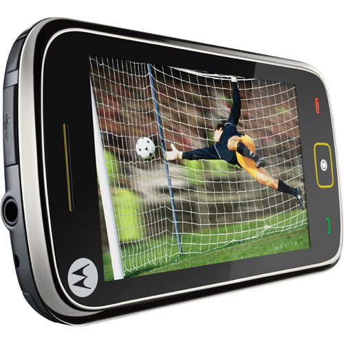 Motorola MOTOTV EX245 phone photo gallery  official photos