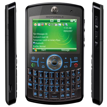Motorola Q 9h phone photo gallery  official photos