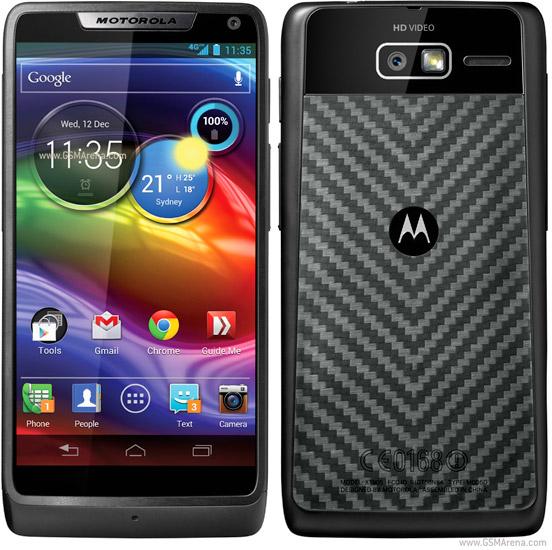 Motorola RAZR M XT905 pictures  official photos