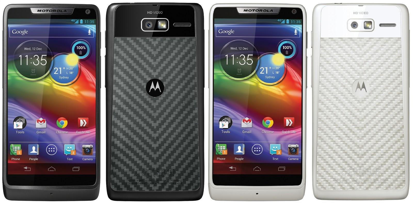 Specs  Motorola RAZR M   XT905   SysPhones