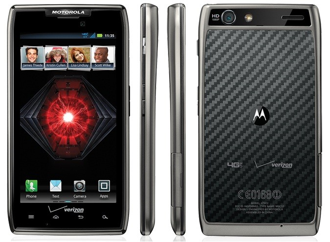 Problems with Android 4 1 2 update to Motorola DROID RAZR and