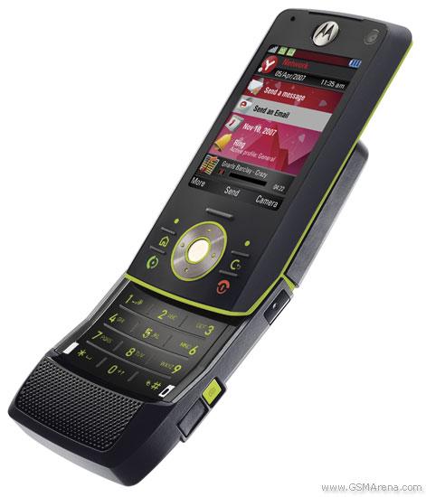 Motorola RIZR Z8 pictures  official photos
