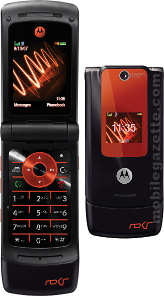 Motorola PEBL U3 and ROKR W5 Preview   Mobile Gazette   Mobile