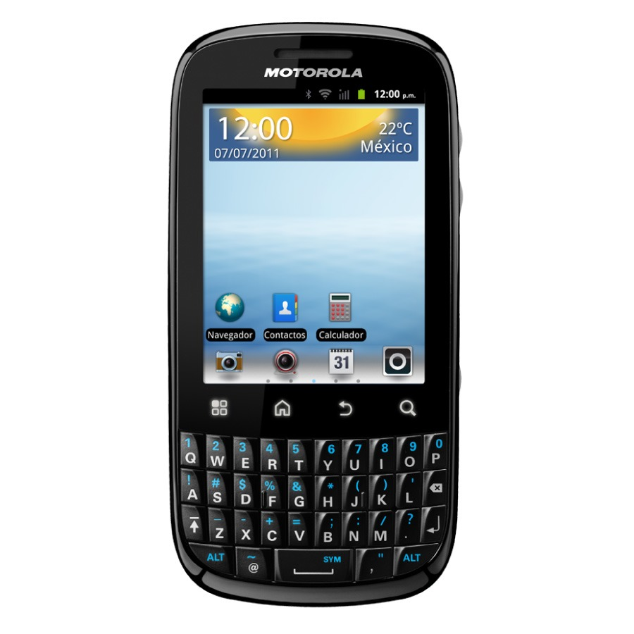 Motorola Spice Key Xt316 Q Celular Libre Wifi   Envio Gratis