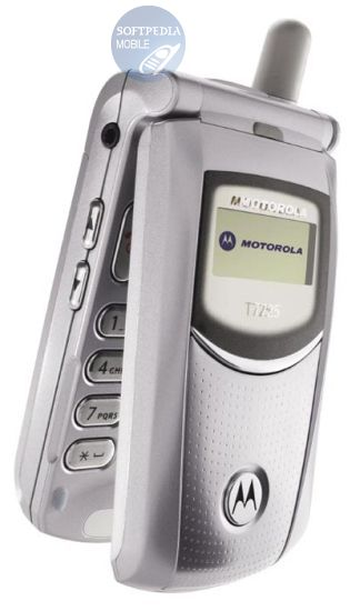 Motorola T725 pictures