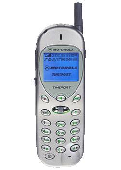Cep gen tr   Motorola Timeport 250 Cep Telefonu
