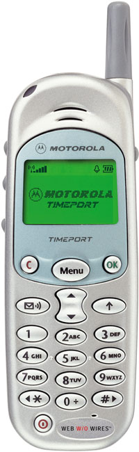 Motorola Timeport 260 specifications and reviews