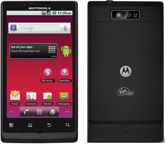 How To Root Motorola Triumph With GingerBreak  Step By Step Guide