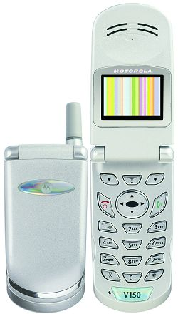 Motorola V150   Mobile Gazette   Mobile Phone News