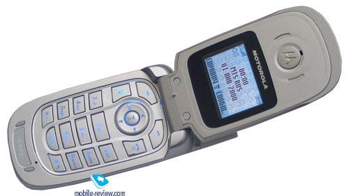 Mobile review com            GSM                  Motorola V171