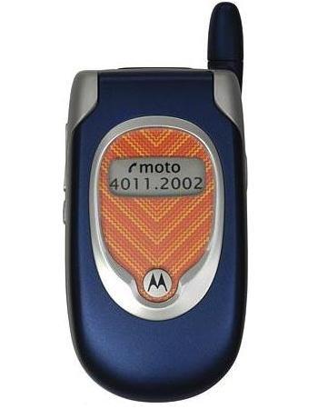 Especificaciones Motorola V295