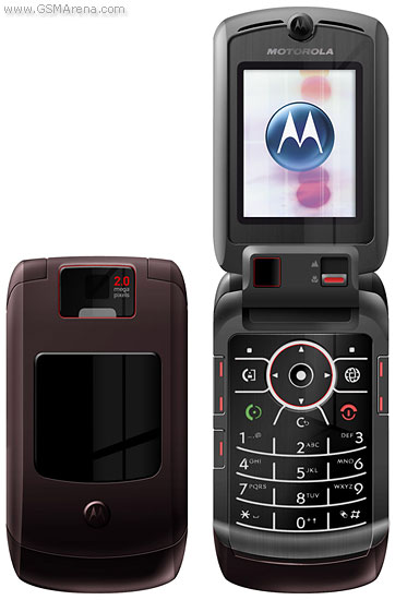 Motorola V3x pictures  official photos