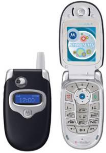 Motorola V535 phone photo gallery  official photos
