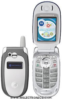 www welectronics com   Motorola V547 V 547 Buy Sale Specifications