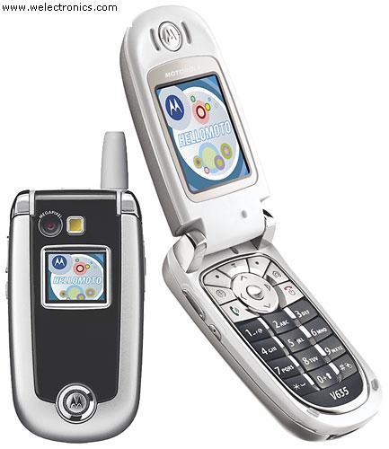 www welectronics com   Motorola V635 V 635 Buy Price