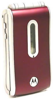 Motorola V690 pictures