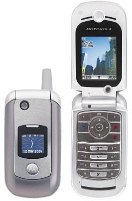 Motorola V975 phone photo gallery  official photos
