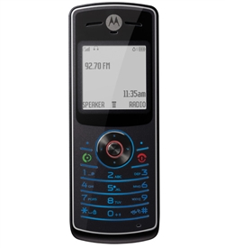 Motorola W160 cell phone  specs  user reviews  images  user manual