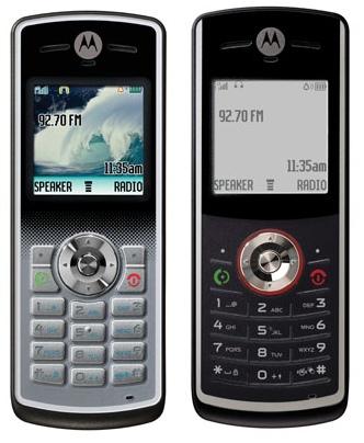 Motorola W181 Mobile Phone