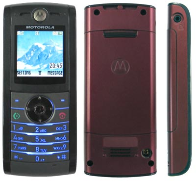 Buy Motorola W208   Classic Mobile Phone   Retrons