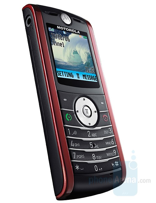 Motorola W215     stylish phone on a budget