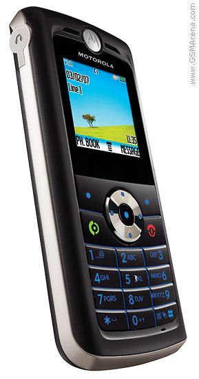 Motorola W218 pictures  official photos