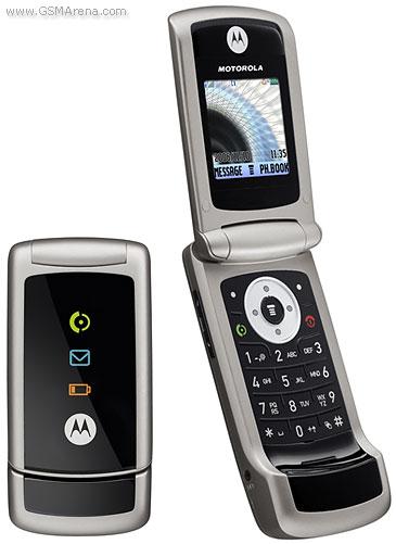 Motorola W220   Full phone specifications