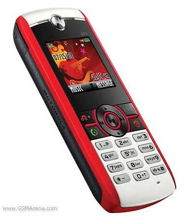 Motorola W231 pictures  official photos