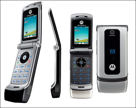 Motorola MOTOFLIP W375 Camera Mobile Phone