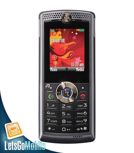 Motorola W388 LetsGoMobile