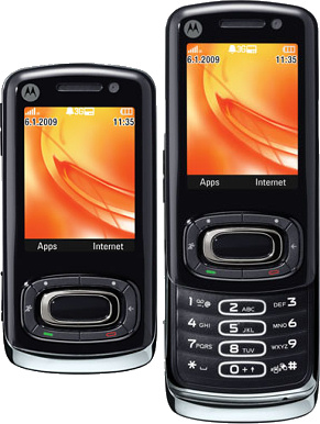 Motorola W7 Active Edition   Mobile Gazette   Mobile Phone News