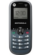 Motorola WX161   Full phone specifications