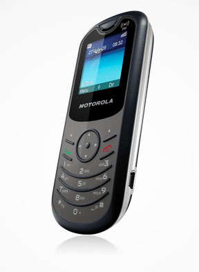 Motorola WX180 Mobile Phone   TechGuru
