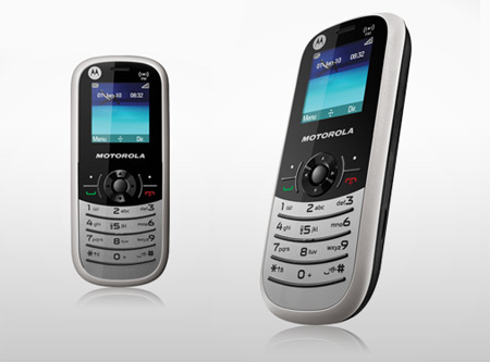 Motorola MotoYuva WX181 Review  A basic phone handling tasks