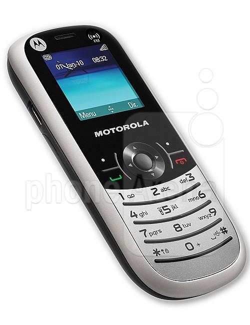 Motorola WX181 US specs